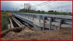 Bridge Replacement over Moonachie Creek Amercom