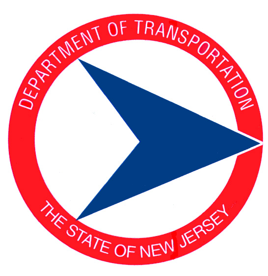 DOT NJ logo